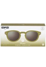 Izipizi Sunglasses  C Junior Glazed Ice | Bottle green