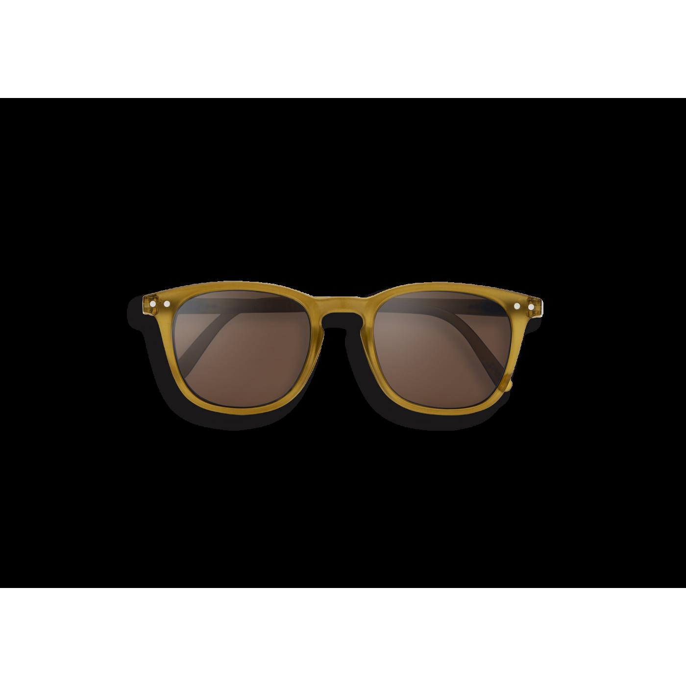 Izipizi Sunglasses  E Junior Glazed Ice | Bottle green