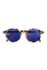 Izipizi Sunglasses D junior  Blue mirror   blue tortoise