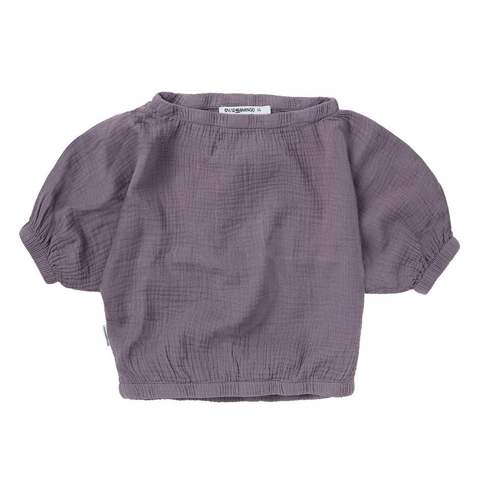Mingo Cropped top Lavender
