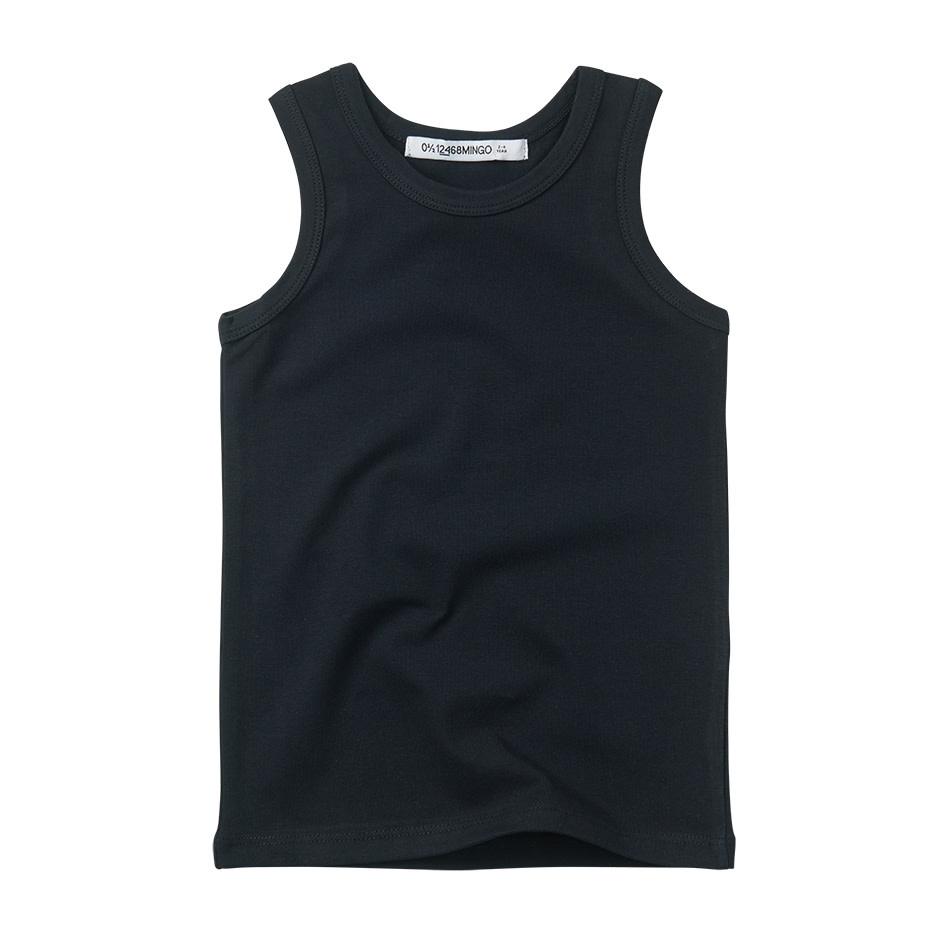 Mingo Basic singlet black