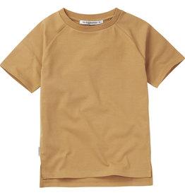 Mingo T-shirt light Ochre