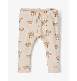 Lil Atelier Slim leggings | Camels