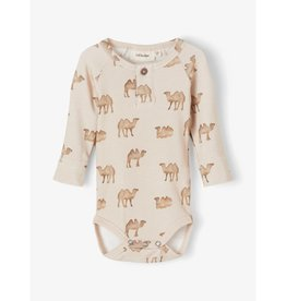 Lil Atelier Slim body | Camels