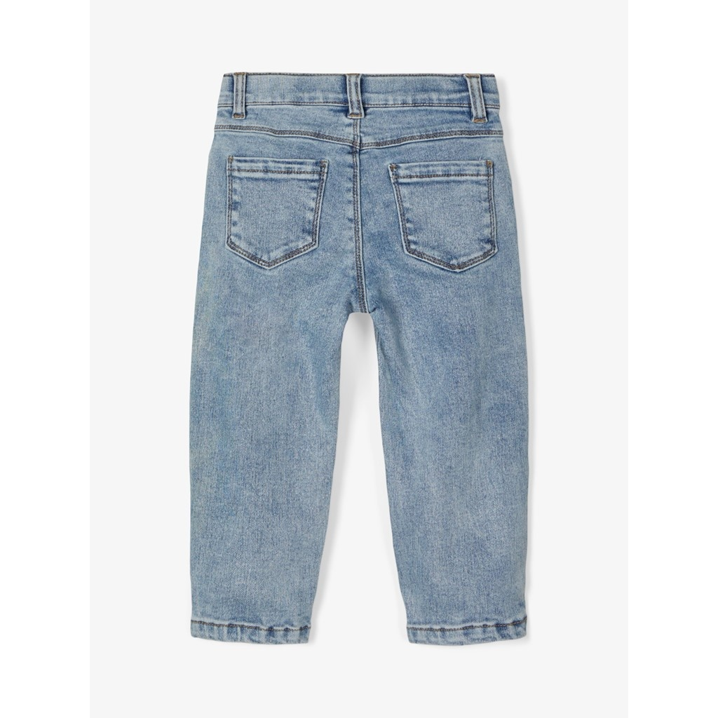 Lil Atelier Cropped regular fit jeans