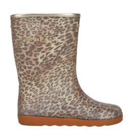 en'fant Rubber Rainboot | Roasted Pecan