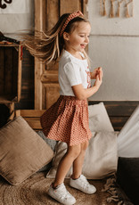 Your Wishes Broderie Terra Skirt