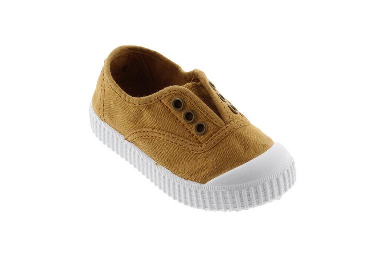 Victoria Lage Sneakers elastiek | Oro