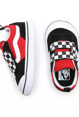 Vans Comfycush checker | black - red