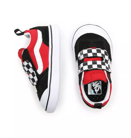 Vans Comfycush checker | black - red