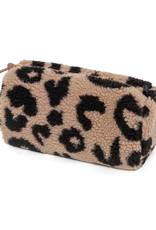 Pencil case teddy leopard