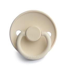 Frigg Fopspeen Silicone | Cream 0-6 mnd