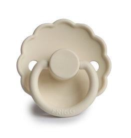 Frigg Fopspeen Silicone | Daisy - Cream 6-18 mnd
