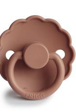 Frigg Fopspeen Silicone | Daisy - Rose Gold  6-18 mnd