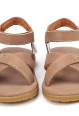 Donsje Amsterdam Otis | Taupe Leather