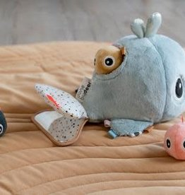 Done by Deer Hide&Seek activity toy Wally Bleu