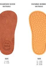 Donsje Amsterdam Praline leather