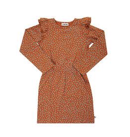 CarlijnQ Mountain Air Sparkles | ruffled dress