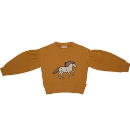 CarlijnQ Wild Horse | girls sweater