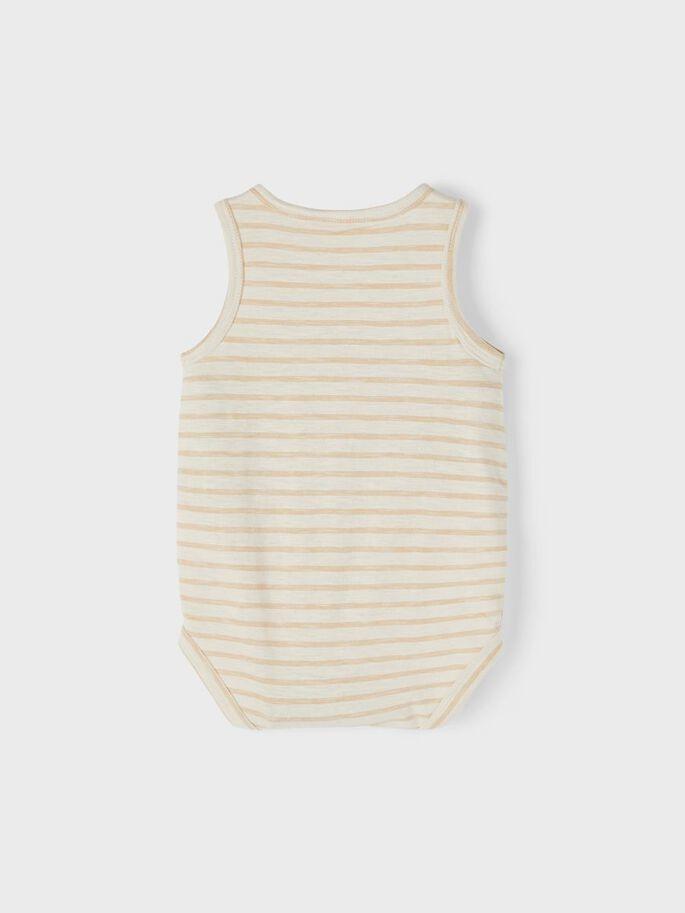 Lil Atelier Loose Body | Stripe