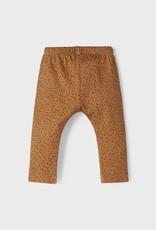 Lil Atelier Loose Pant | Tobacco Brown