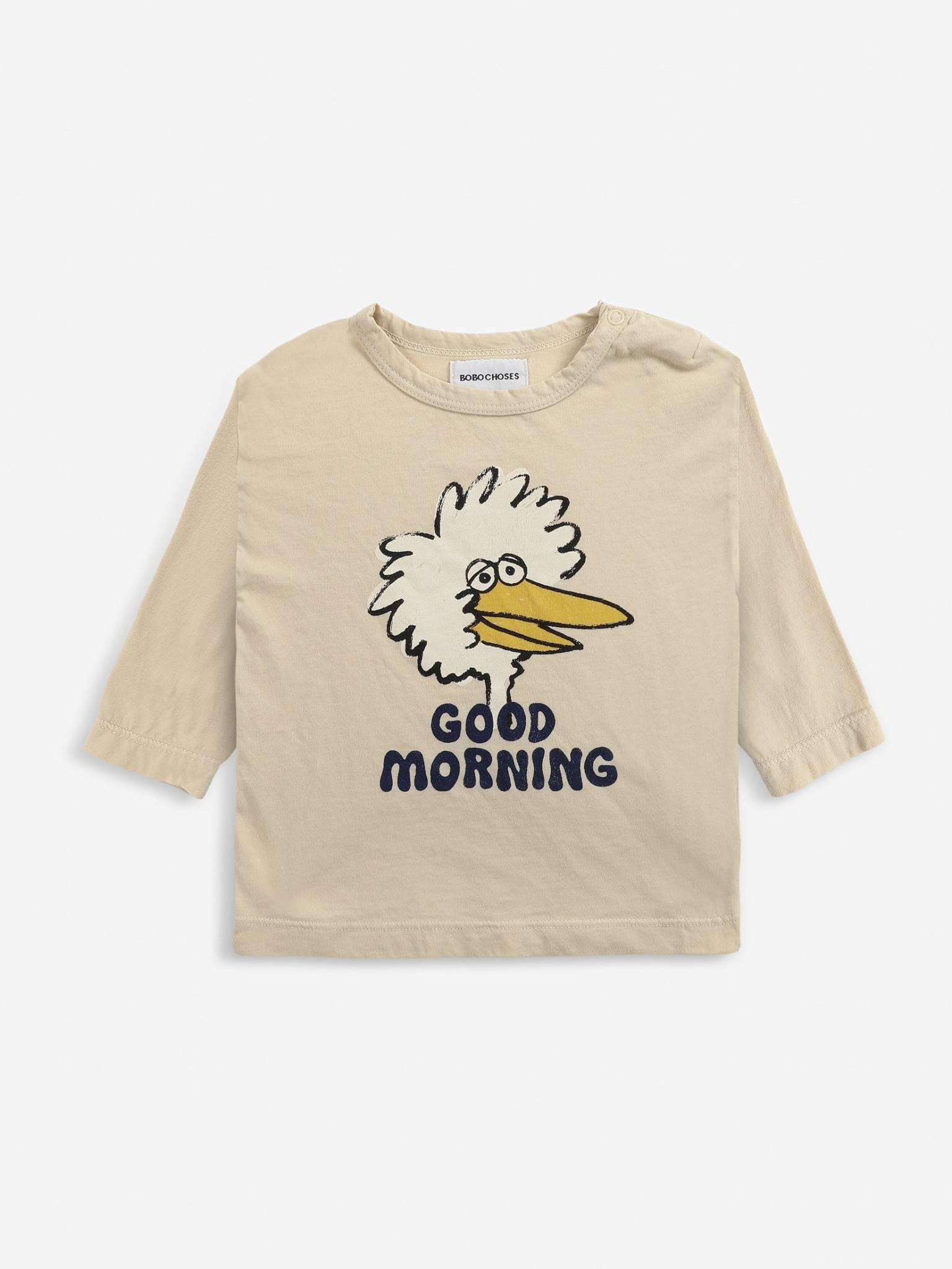 Bobo Choses Birdie longsleeve t-shirt