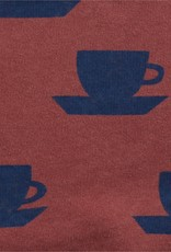 Bobo Choses Cup of tea all over sweatshirt
