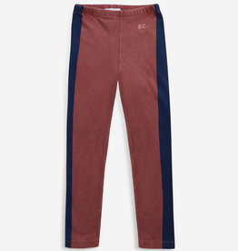 Bobo Choses Blues stripes leggings
