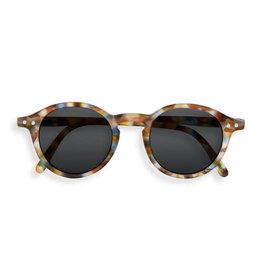 Izipizi Sunglasses blue tortoise grey lenses D