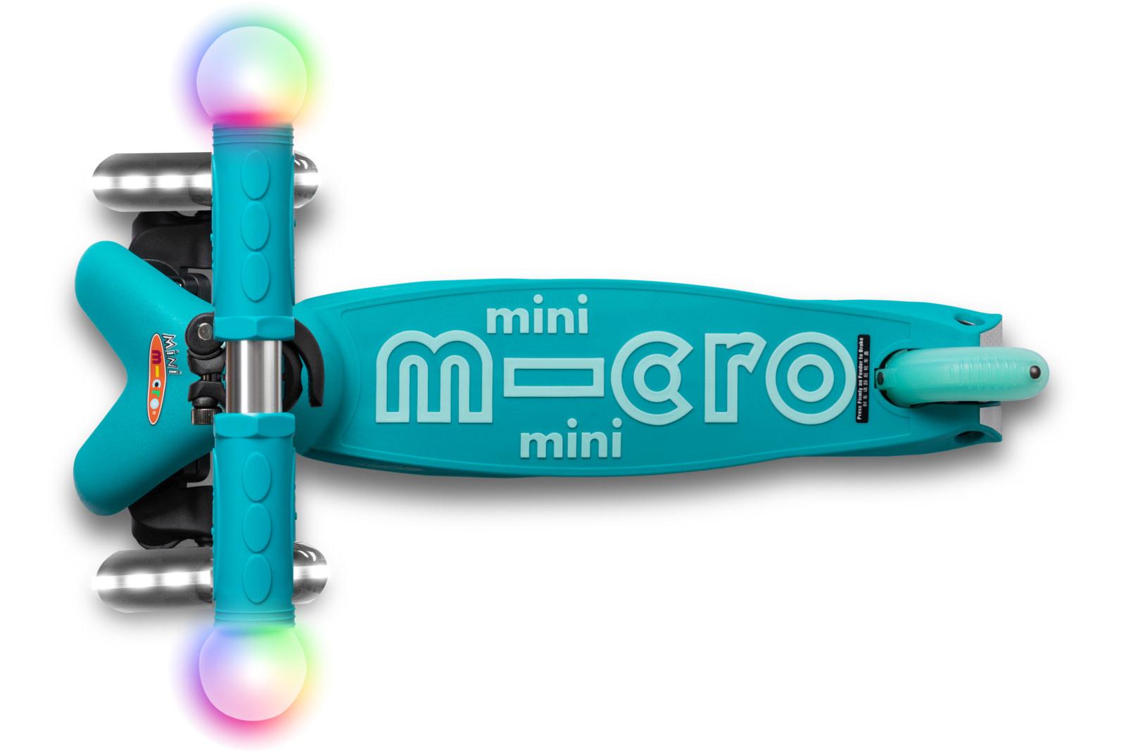 Micro steps Mini micro step magic aqua