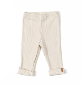 Nixnut Rib legging | cream