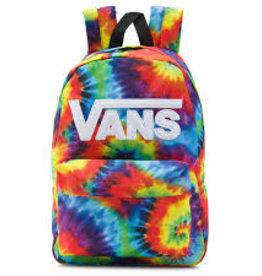 Vans By New Skool Backpack Spiral Tie Dye