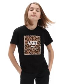 Vans Gr Leopard Print Box Black