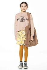 "piupiuchick Unisex sweatshirt | light brown w/ ""the breakfast club"" print"