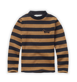 Sproet & Sprout T-Shirt turtleneck stripe