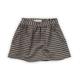 Sproet & Sprout Skirt block check