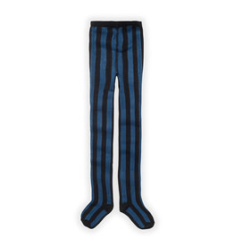 Sproet & Sprout Tight stripe lake blue