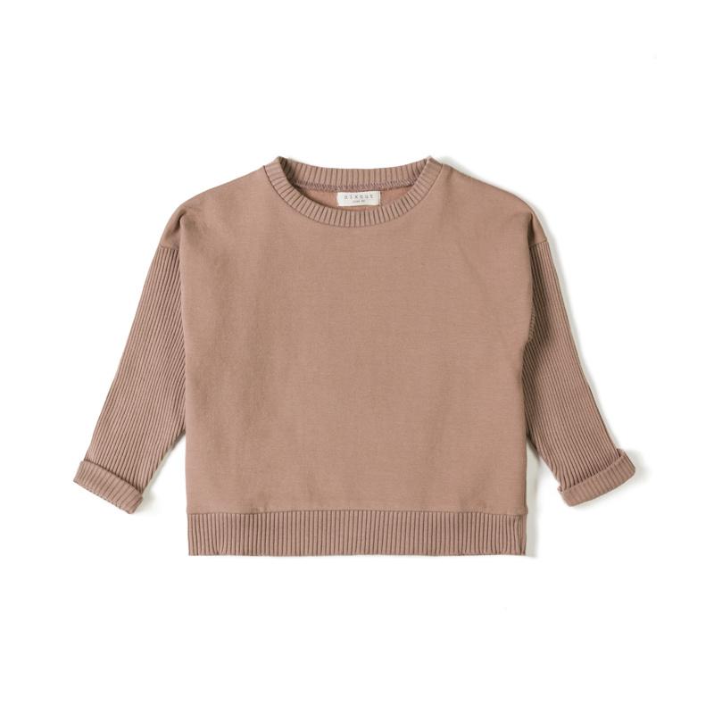 Nixnut Po sweater Rose