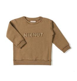 Nixnut Nix sweater | Toffee