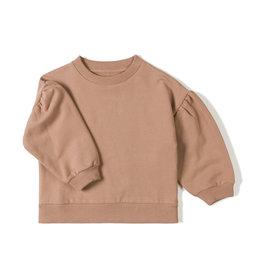Nixnut Lux sweater | Rose