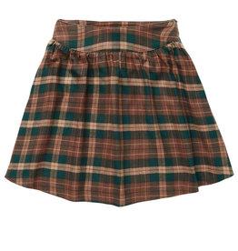 Mingo Flanel Skirt | Country Tartan