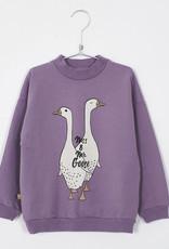 Lötie kids Sweatshirt MSS. & MR. Goose | lilac