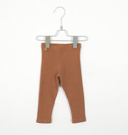 Lötie kids Baby Rib Leggings | peach