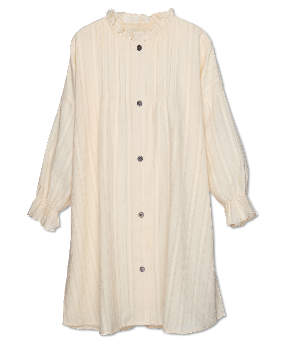 Wander & Wonder Victoria Dress   pearl