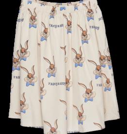 Wander & Wonder Slip Skirt | ecru bunny