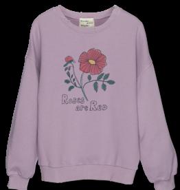 Wander & Wonder Rose Sweatshirt | lilac