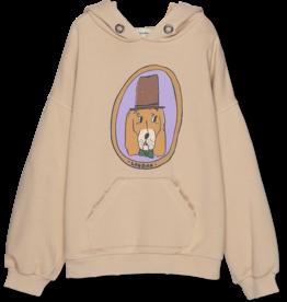 Wander & Wonder Doggy Hoodie | almond