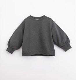 Play-up Fleece Sweater | Frame Melange