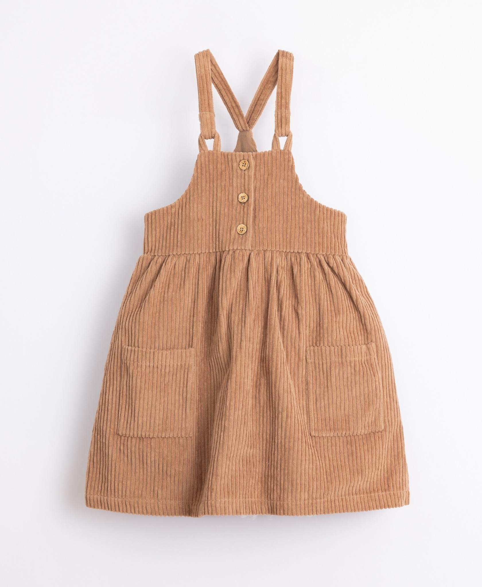 Play-up Corduroy Dress | Paper