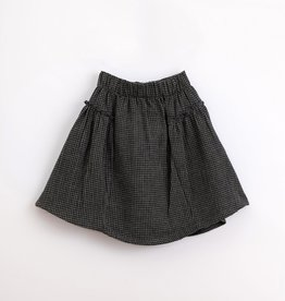 Play-up Vichy Woven Skirt | Frame